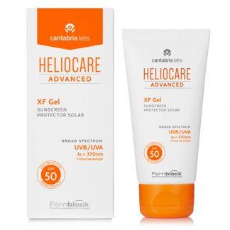 Heliocare Advanced Gel XF SPF50