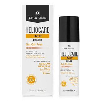 Heliocare 360 Color Gel Oil-Free SPF50+ Beige 50ml