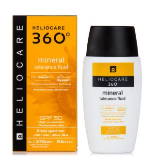 Heliocare 360º Mineral Tolerance Fluid SPF50