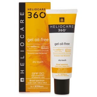 Heliocare 360 Gel Oil-Free Dry Touch SPF50 50ml