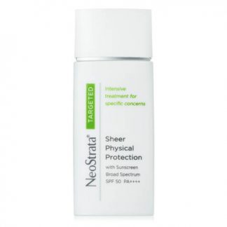 Sheer Physical Protector Spf 50 (Mineral Sunscreen)